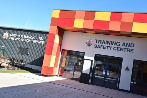 Picture of the Training and Safety Centre Building